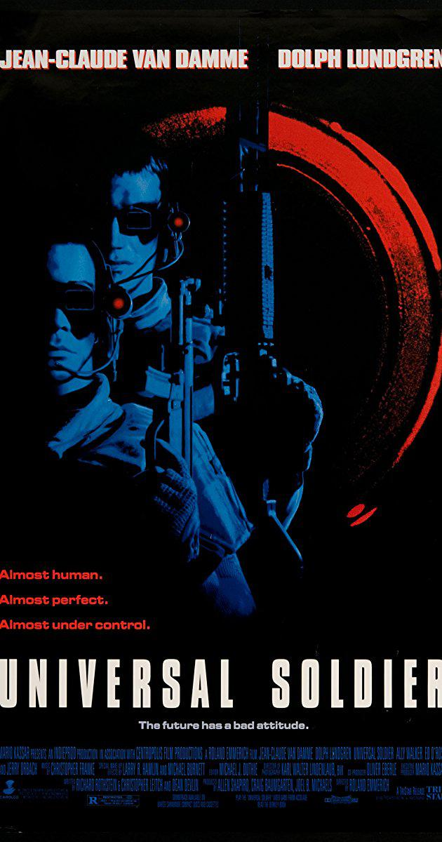 Universal Soldier (1992) : 2 คนไม่ใช่คน