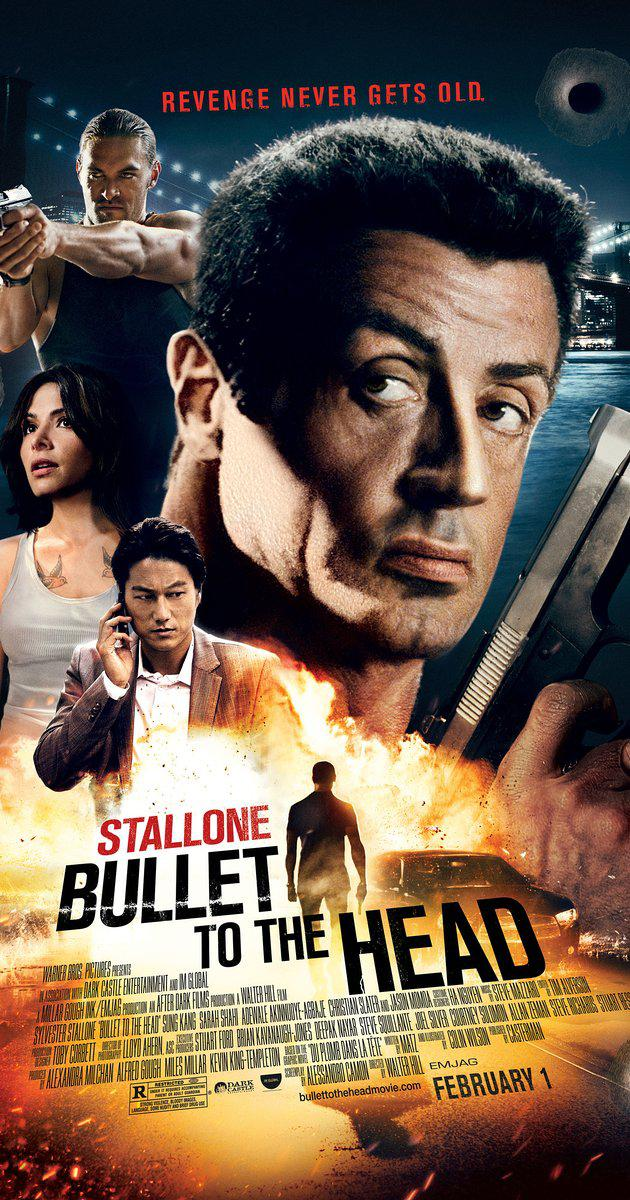 Bullet to the Head (2012): กระสุนเดนตาย