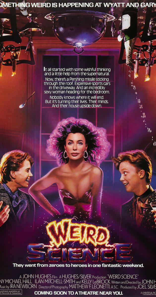 Weird Science (1985) :