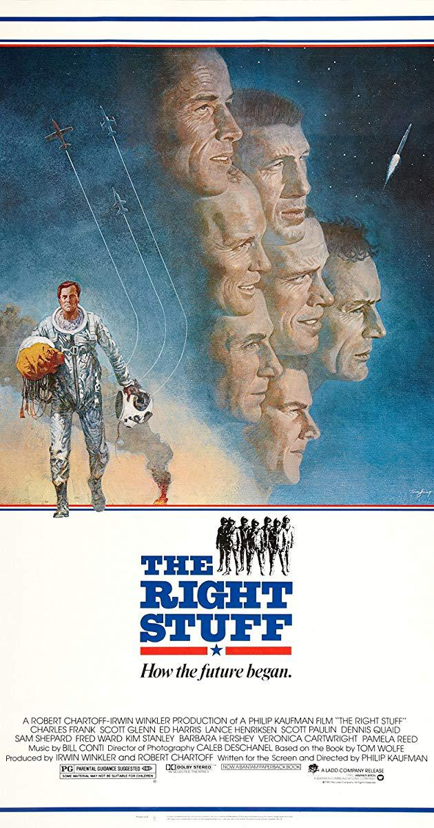 The Right Stuff (1983)